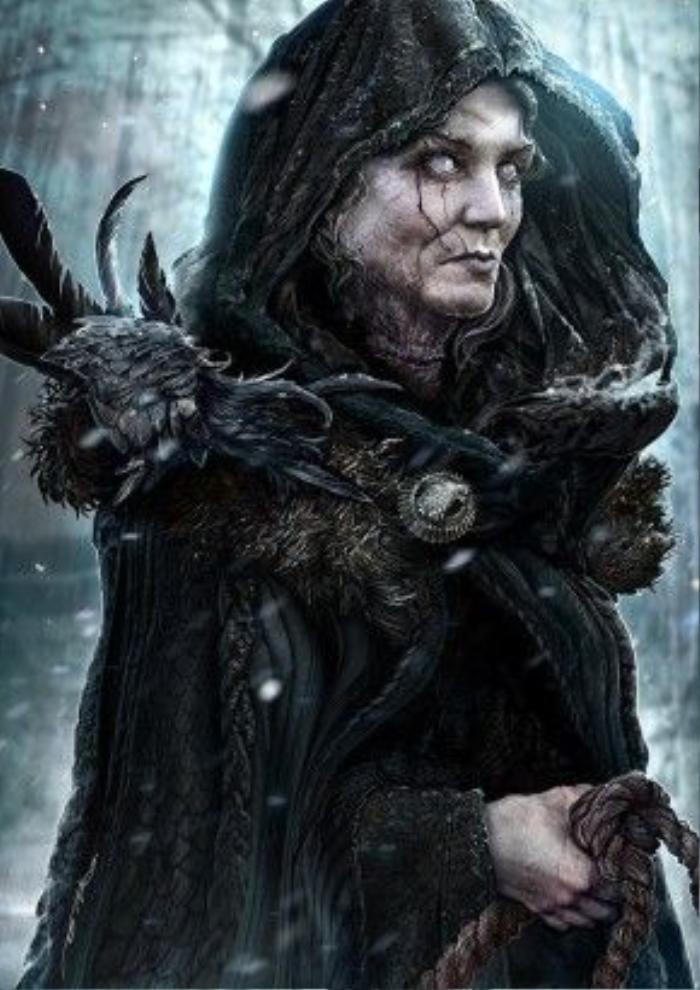 Lady Stoneheart là nhân vật khá thú vị trong truyện.