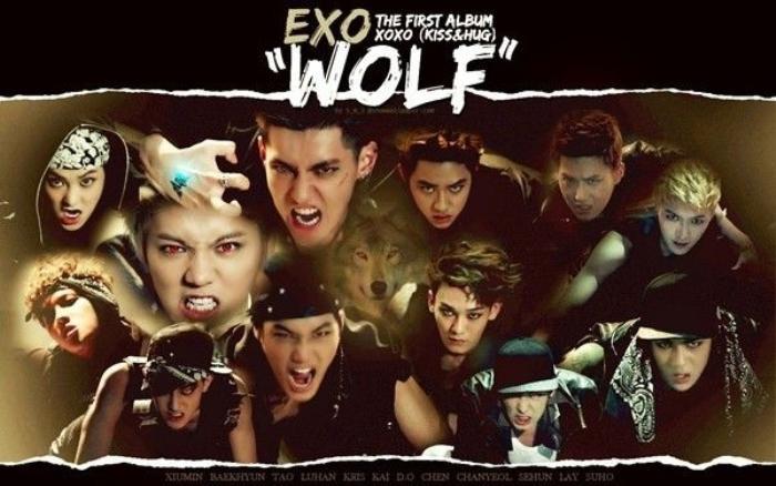 'Hóa sói' với Wolf.