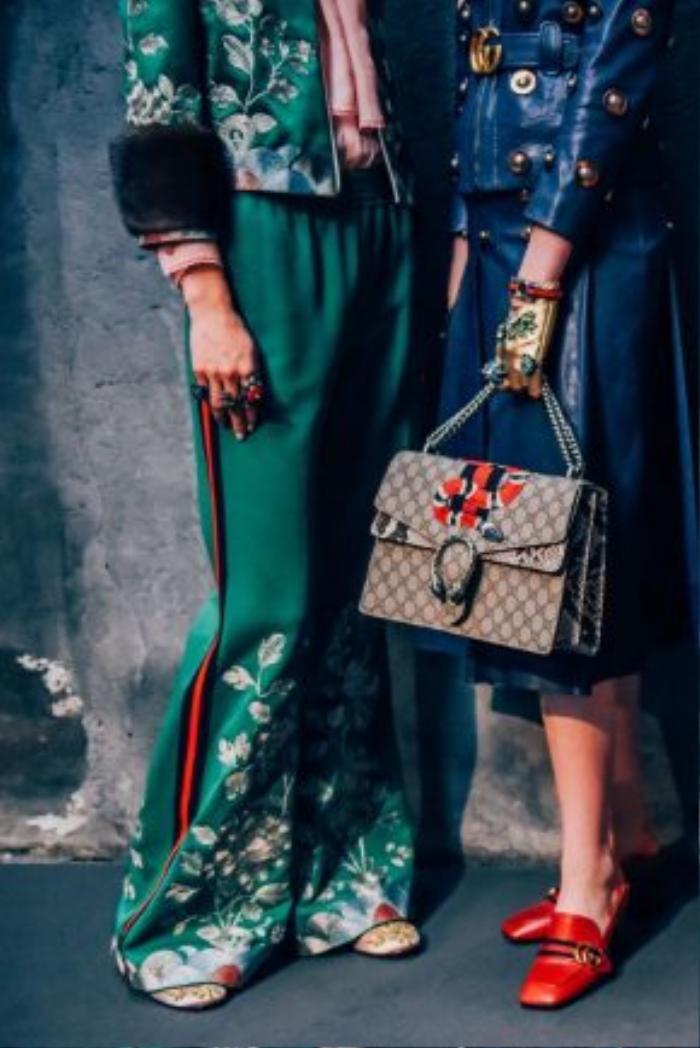 Gucci Dionysus được hàng loạt các ngôi sao quốc tế lẫn Việt Nam sử dụng như Kelbin Lei, Hồ Ngọc Hà, Beyonce, Thu Minh,…