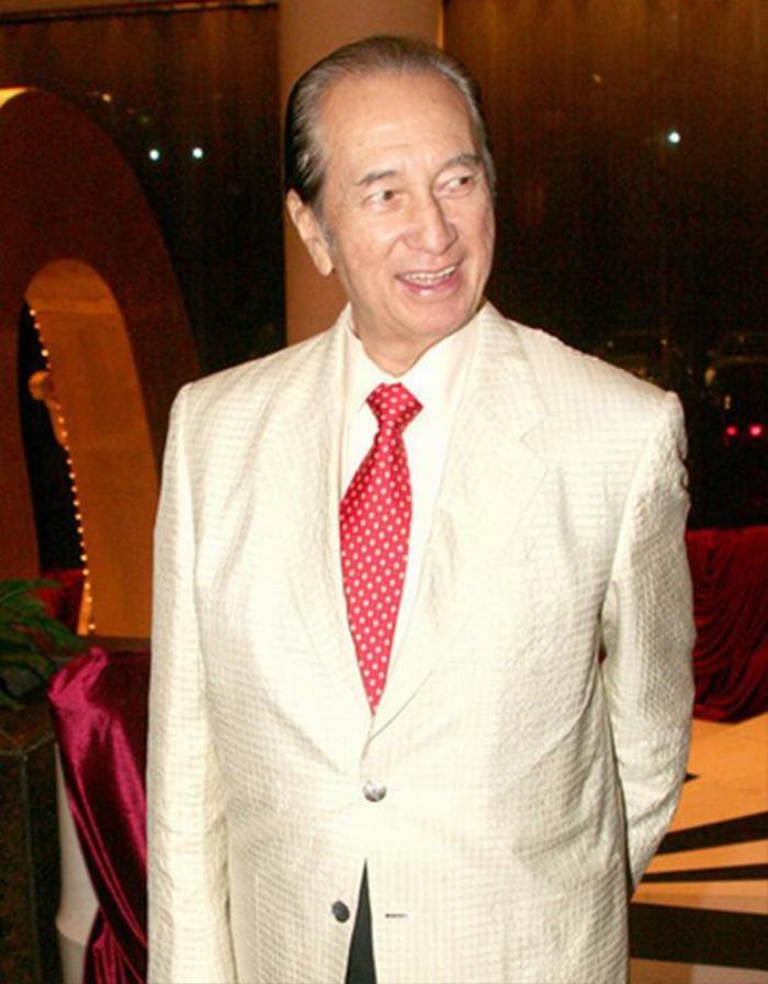 Ông trùm casino của Macau - Hà Hồng Sân (Stanley Ho)