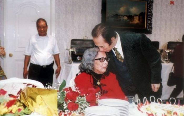 Vợ cả Lê Uyển Hoa là người vợ được Hà Hồng Sân tôn trọng nhất và ở bên cạnh đến lúc cuối đời