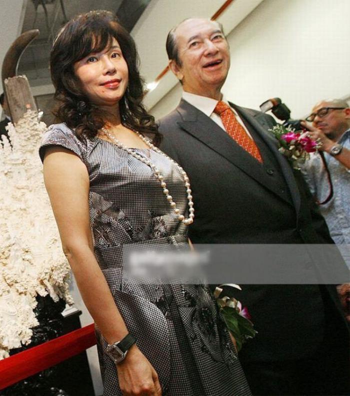 Hà Hồng Sân và người vợ thứ ba có xuất thân là y tá
