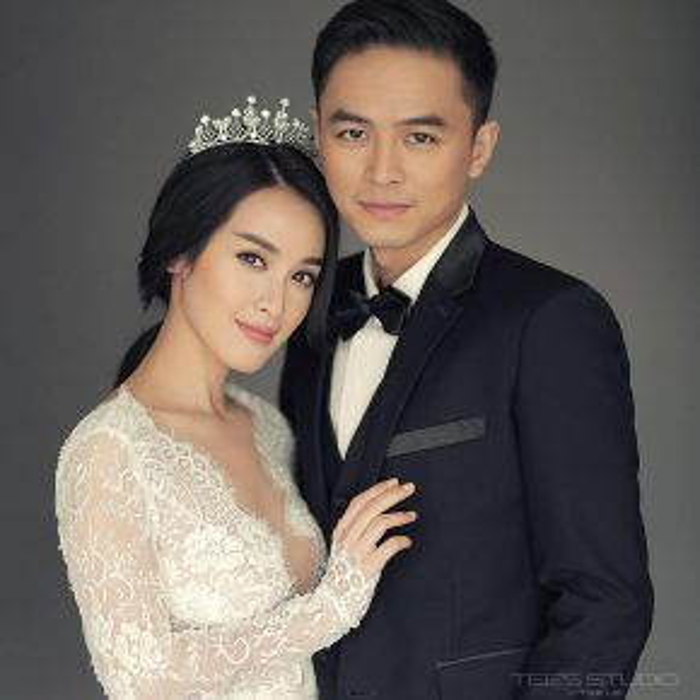Cuối năm ngoái, Tú Vi khiến nhiều người trầm trồ khi cô có đám cưới đẹp như ngôn tình bên bạn trai Văn Anh.