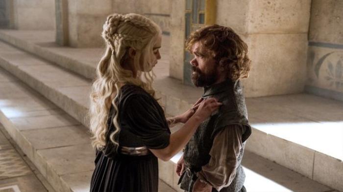 Tyrion - Cánh tay mặt của nữ hoàng.