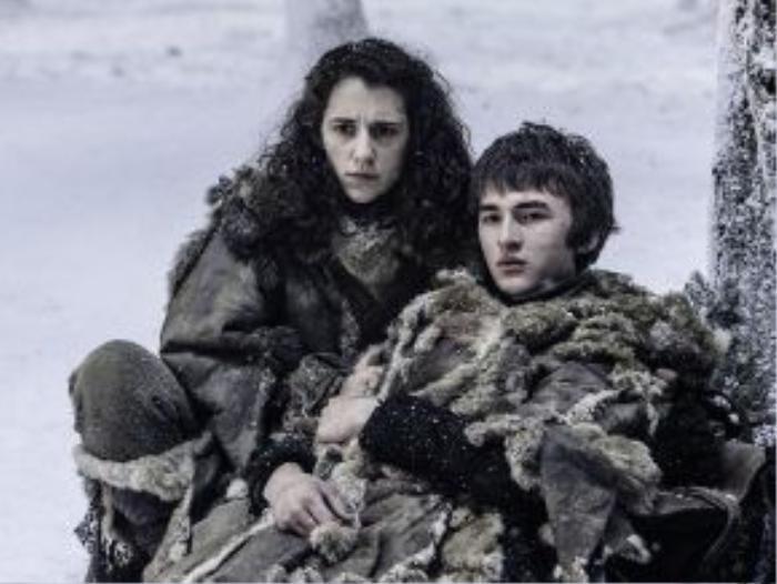 Bran Stark có tầm quan trọng nhất trong cuộc chiến Bóng Trắng.