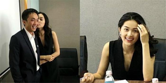 Ngày 20/1/2016, công chúng xôn xao thông tin và hình ảnh Hạ Vi về làm thư ký cho Cường Đô la. Tuy nhiên, quản lý của Hạ Vi lại chỉ xác nhận cô xác nhận rằng cô có đi làm tại công ty của doanh nhân Quốc Cường nhưng không phải với vai trò là một trợ lý.