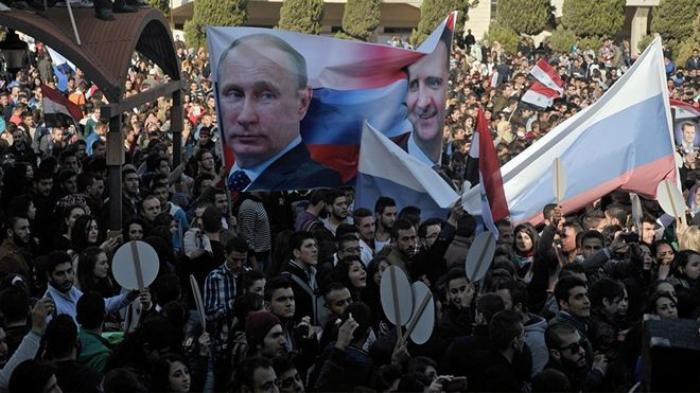 Tổng thống Putin đang ngày càng khẳng định vị thế đầy ảnh hưởng ở Trung Đông