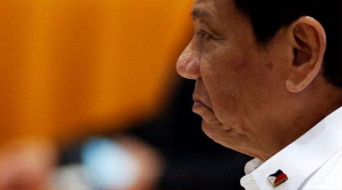 Tổng thống Philippines, ông Rodrigo Duterte - Ảnh: Reuters