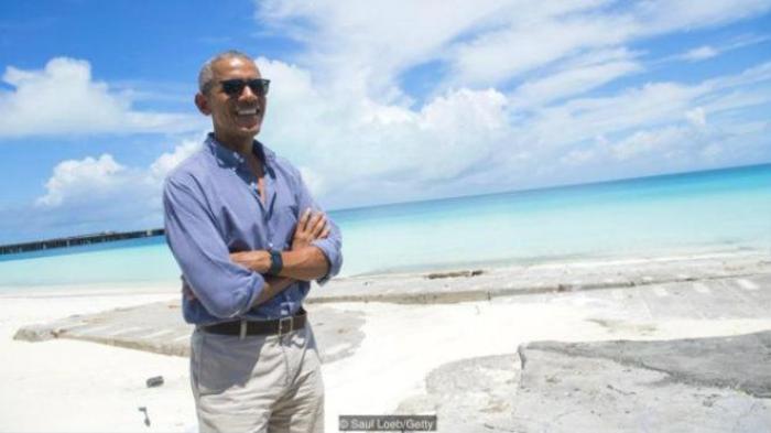 Tổng thống Mỹ Obama đã quyết định mở rộng Khu bảo tồn Papahānaumokuākea từ 362.000 km2 lên hơn 1,5 triệu km2.