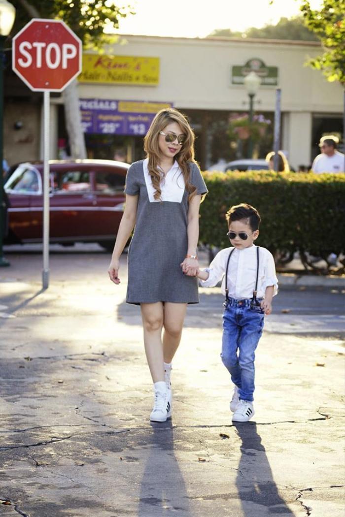 Thậm chí, nhiều người còn bé rất giống mẹ nuôi Thanh Thảo.
