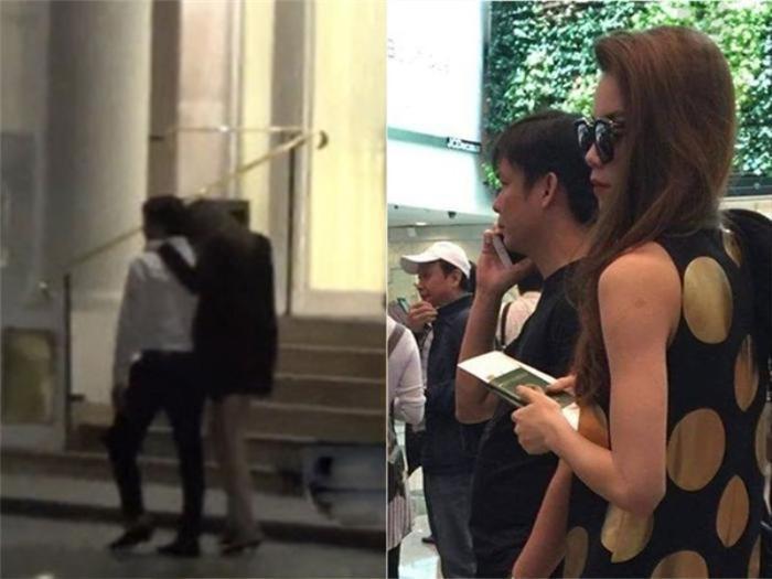 Trước đó, Hồ Ngọc Hà và đại gia kim cương Chu Đăng Khoa từng nhiều lần bị công chúng bắt gặp hẹn hò tại Hà Nội, sân bay hay ngay cả ở Thái Lan.