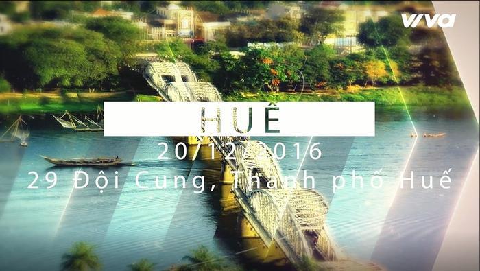 Buổi casting khu vưc miền Trung sẽ bắt đầu từ 8h sáng ngày 20/12 tại TP Huế.