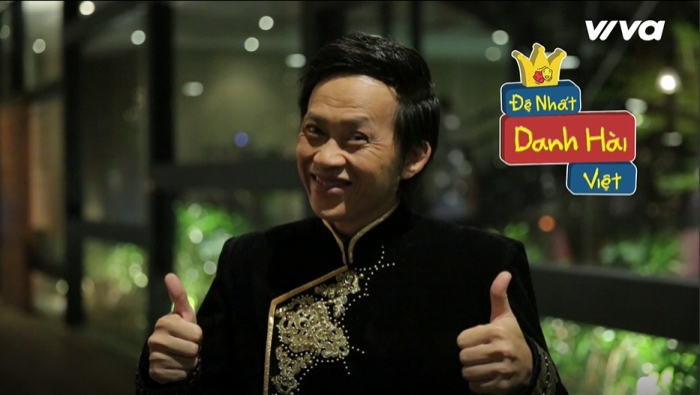 NSƯT Hoài Linh sẽ phụ trách mảng miền Trung của Đệ nhất danh hài Việt.