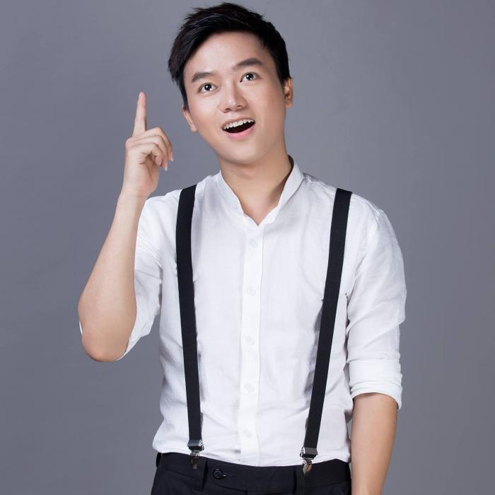 Nam cảm thấy trên con đường định hướng âm nhạc của mình, may mắn nhất chính là được gặp nhạc sĩ Nguyễn Hải Phong.