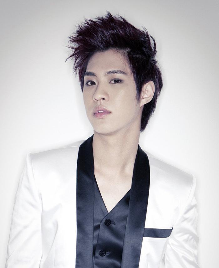 Thành viên MBLAQ Seung Ho.