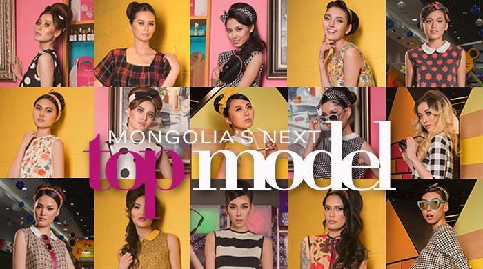 Mongolia's Next Top Model đang dần được các fan của seri Next Top chú ý và yêu thích với những shoot hình ấn tượng.