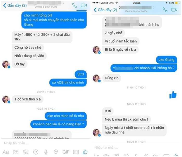 Hot girl G.C - bạn gái cũ của Mạc Hồng Quân bị nhiều người lên tiếng tố quỵt tiền, dọa đánh?