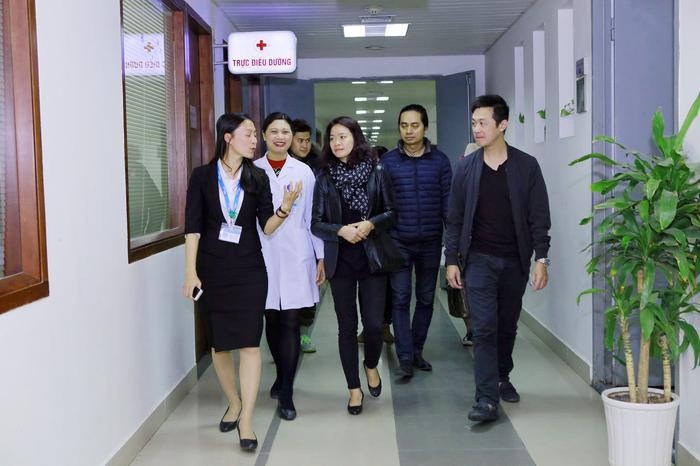 Số tiền 220 triệu đồng được trích từ doanh thu liveshow Trần Lập - Hẹn gặp lạingày 26/3.