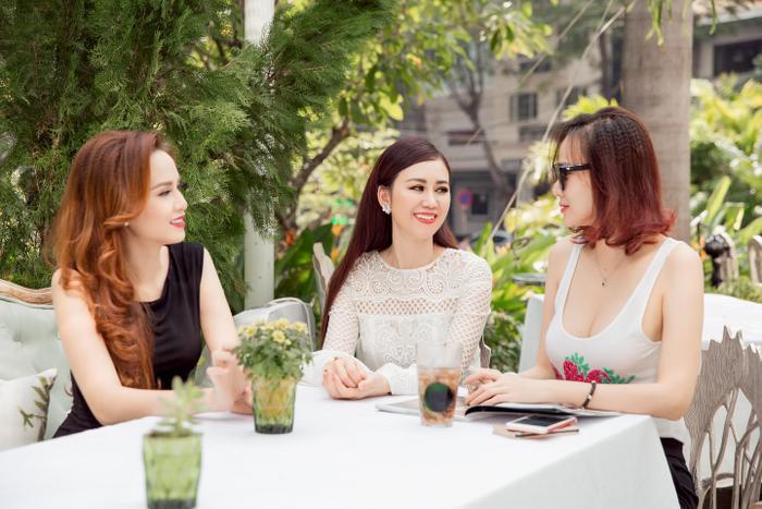 Điều gì khiến cuộc thi Ms Vietnam New World 2017 của Hoa hậu Mỹ Vân đe doạ các cuộc thi nhan sắc khác? ảnh 1