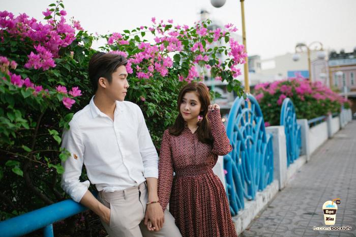 Hoàng Sơn và Phương Quỳnh là cặp đôi đảm nhiệm vai chính trong phim.