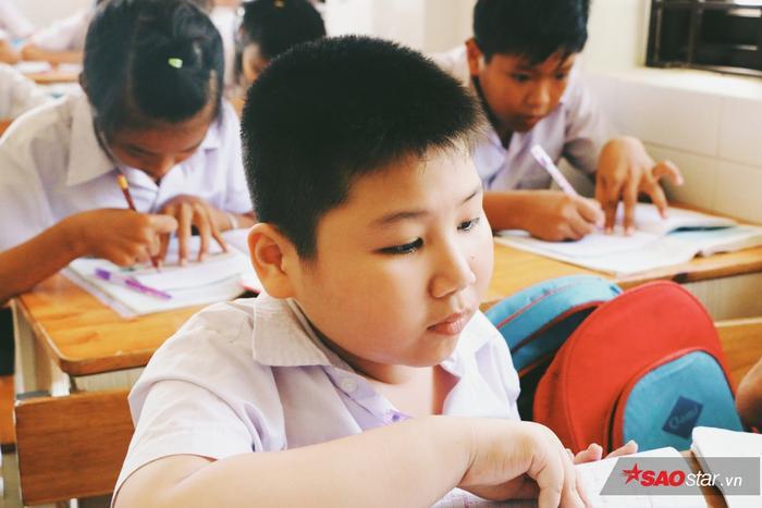 Hành trình đến với con chữ của 200 đứa trẻ đường phố ở mái ấm Bình An
