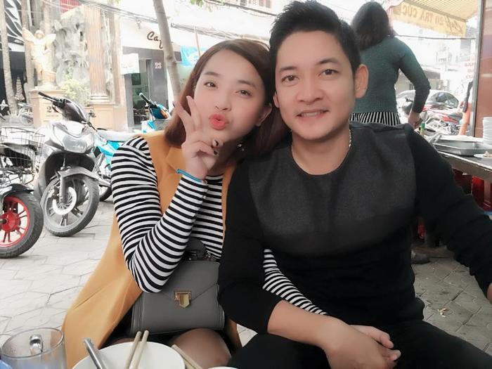 Nữ ca sĩ đang có cuộc sống hạnh phúc bên diễn viên Thành Đạt.