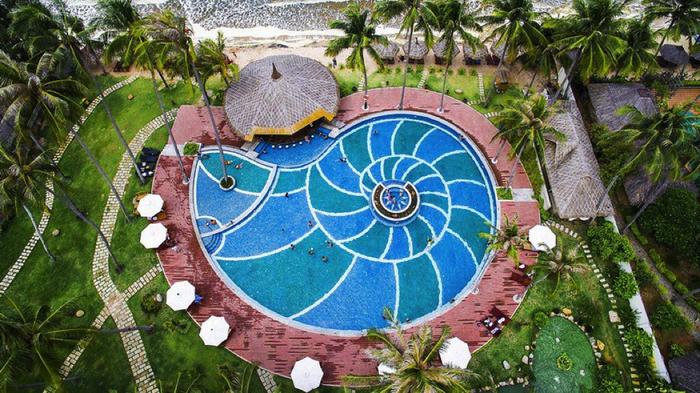 Mường Thanh Mũi Né – một trong những khách sạn đẳng cấp bậc nhất Phan Thiết – Ảnh: Sưu tầm.
