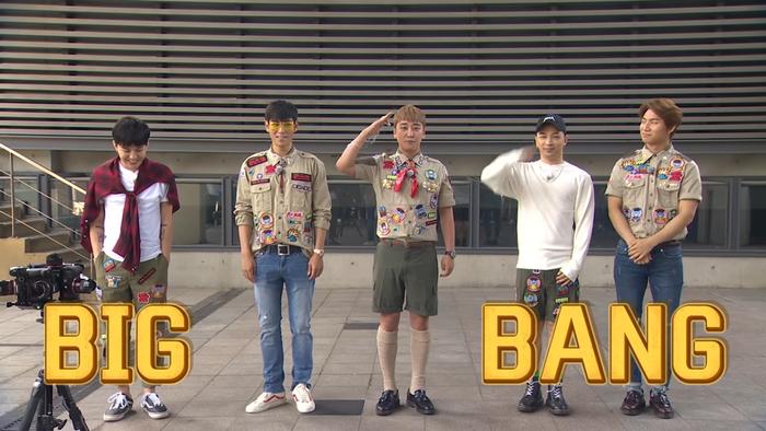 BIGBANG xin chào.