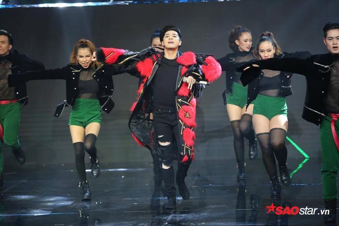 Sau một năm đăng quang ngôi vị quán quân, Noo Phước Thịnh bất ngờ trở lại với vai trò giám khảo khách mời.