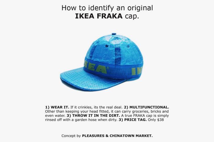 Một điểm cộng cho IKEA vìquá thức thời.