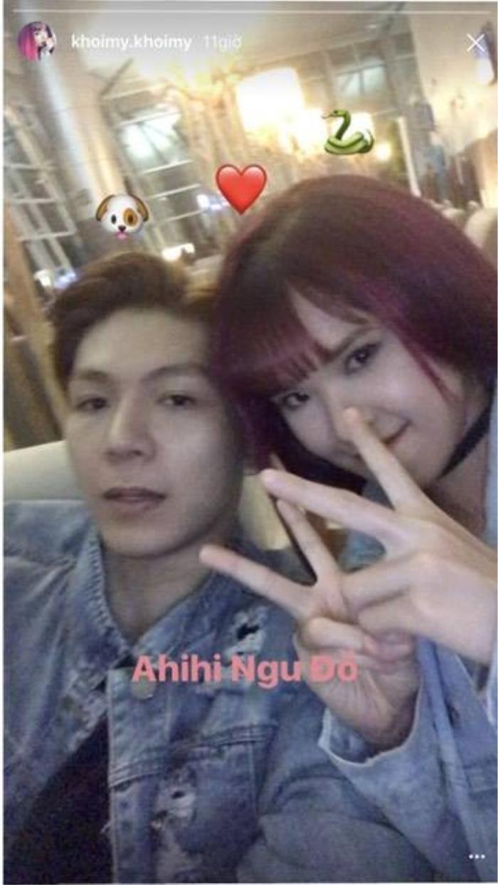 Khởi My - Kelvin Khánh đã tới Hàn Quốc chụp ảnh cưới cùng gia đình