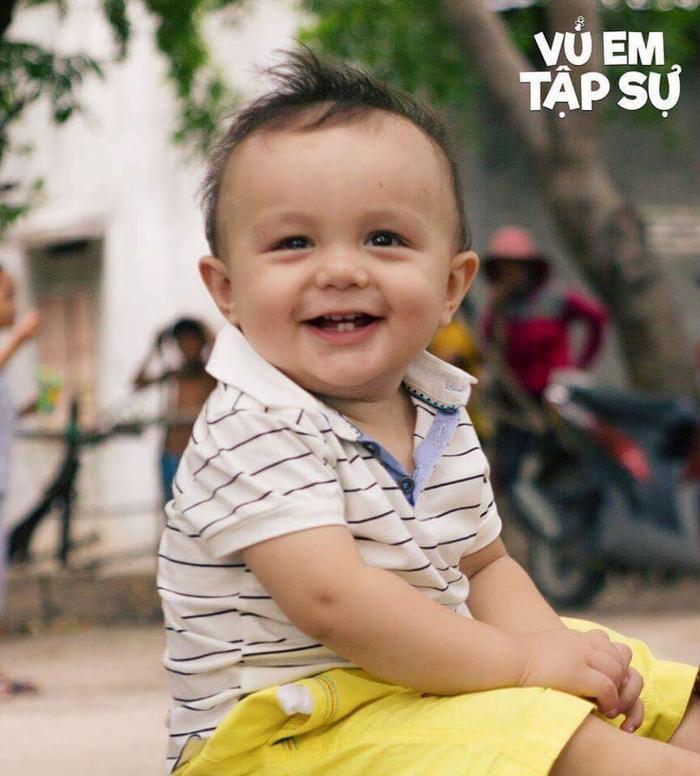 Đây chính là cậu bé lai sáng nhất màn ảnh Việt hè năm nay ảnh 6