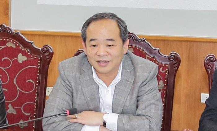 Ông Lê Khánh Hải – Thứ trưởng Bộ Văn hoá Thể thao & Du Lịch