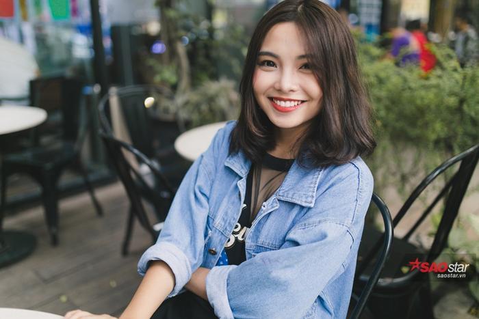 Hiền Mai – Á quân Giọng hát Việt 2017 đến từ đội Noo Phước Thịnh.