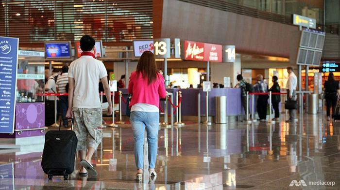 Một du học sinh người Việt trộm cắp bị bắt tại trận ở sân bay Singapore