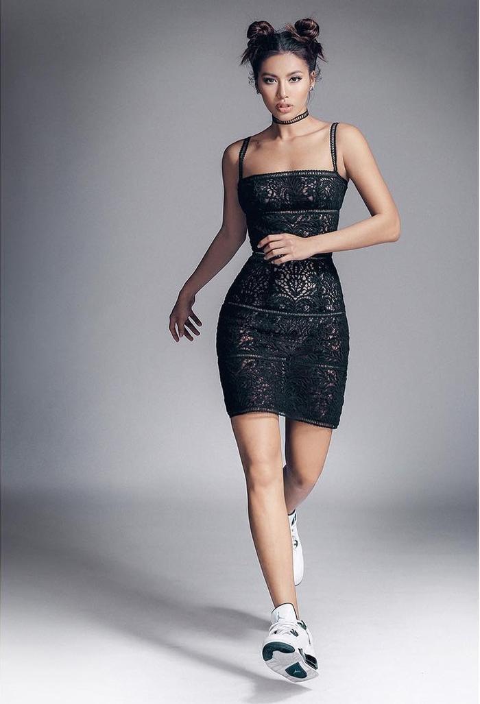 Ai nói váy áo bánh bèo không thể diện cùngAir Jordan 4?