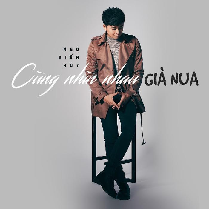 Hình ảnh Ngô Kiến Huy trong single mới.
