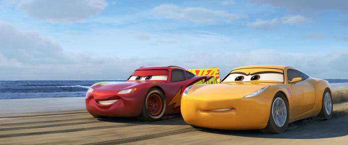 Phần ba của series phim hoạt hình nổi tiếng của hãng phim Disney Pixar – Cars 3 (tên tiếng Việt: Vương quốc xe hơi 3) sẽ chính thức ra mắt công chúng Việt Nam vào ngày 11/08 năm nay.