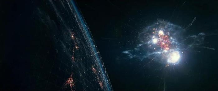 Siêu bão đến từ bên ngoài vũ trụ sẽ đe dọa con người.