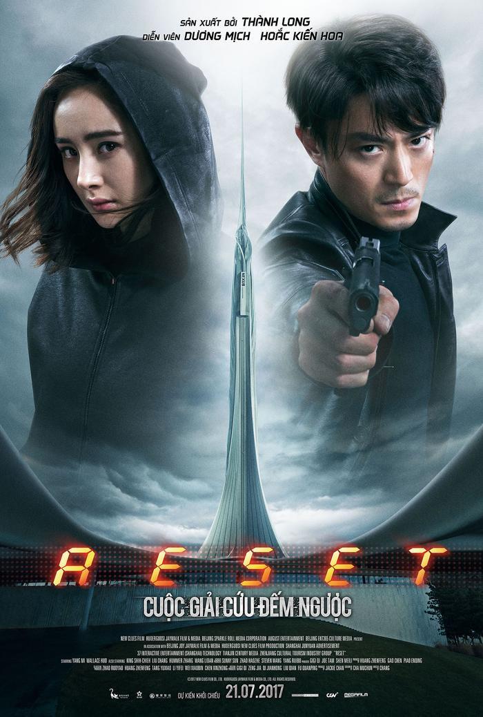 Reset hứa hẹn là bom tấn thành công của điện ảnh hai nước Trung - Hàn.