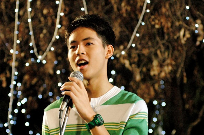 Pchy (Witwisit Hiranyawongkul) trong The Love of Siam.