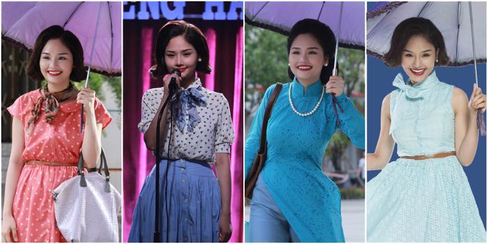 """Trang phục của phim cũng được """"Việt hóa""""."""