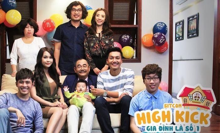 Tuy không nổi bật bằng bản gốc High Kick nhưng Gia đình là số một vẫn khiến khán giả trẻ yêu thích vì sự gần gũi trong văn hóa gia đình người Việt.