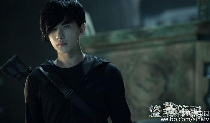 Dương Dương vào vai Trương Khởi Linh trong Đạo mộ bút ký.