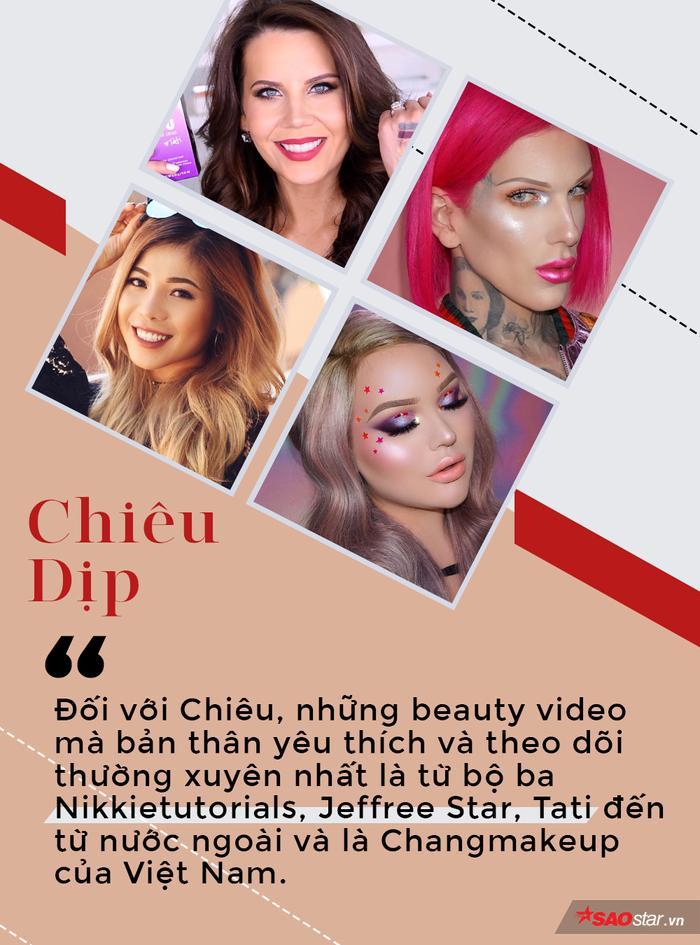 Beauty Blogger Chiêu Dịp: 'Con trai mà make up, ừ thì đã sao!'
