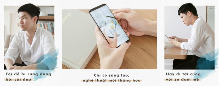 Monkey Minh là một trong những người tiên phong với lối sống tối giản tại Việt Nam. Đối với anh, không gian càng đơn giản và gọn gàng thì mới có thể làm việc hết mình được.
