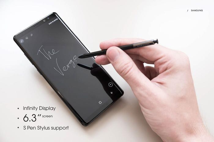 [Tổng hợp] Tất cả những gì bạn cần biết về siêu phẩm Galaxy Note 8 vừa ra mắt