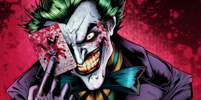 Nhân vật hoạt hình Joker.