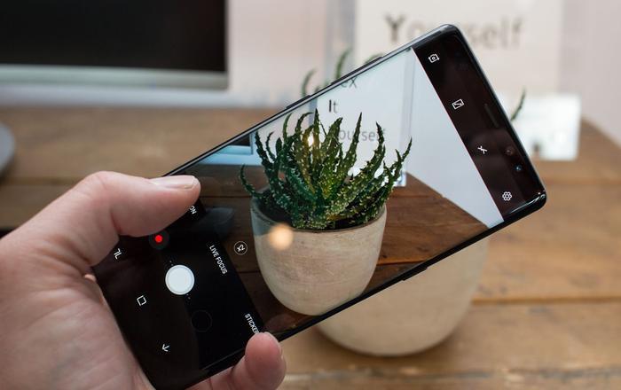 Tại sao nói camera kép của Galaxy Note 8 sức mạnh vượt trội, tự tin chụp ảnh bậc nhất?