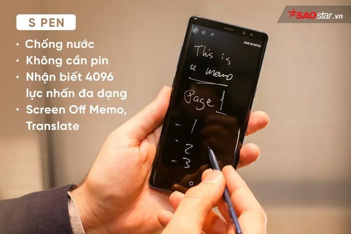 Có nên nâng cấp lên sử dụng Galaxy Note 8 khi đang dùng iPhone 7 Plus?
